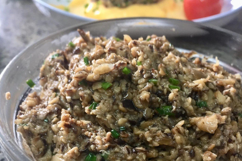 鮮冬菇抹醬